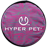 Hyper Pet Flippy Flopper Flying Disc - 9 in. Waves