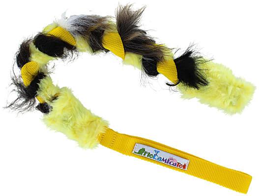 Floramicato Fluffy Braid Special Tug - Sheep