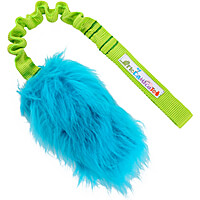 Floramicato Fluffy Classic Tug with Squeakers