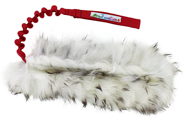 Floramicato Fluffy Tail Tug