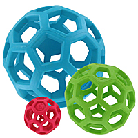Holee Roller Ball Dog Toys