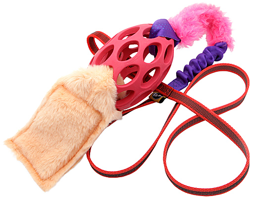 Ke-hu Power Dog Toys