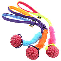 Ke-hu Raspberry Tug Toy