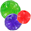 Kong Squeeezz Dog Toys—Ball