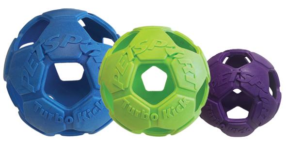 Turbo Kick Soccer Balls