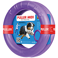 Puller Interactive Dog Toys - 2-Packs