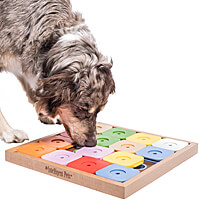 My Intelligent Pets Dog Sudoku Genie - Color Edition