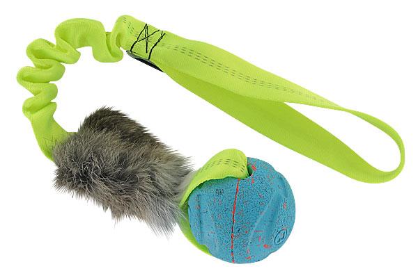 TugAway Bungee Bunny Ball Tug - Rebounce Ball