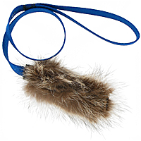 TugAway Raccoon Chaser Dog Toy