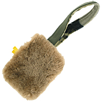 TugAway Sheepskin Reward Pouch