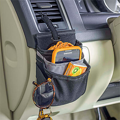 High Road Ultra DriverPockets Phone Holder & Organizer