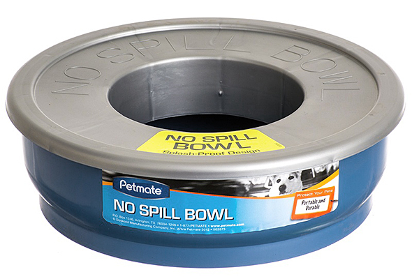 Petmate No Spill Water Bowl