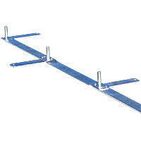 Clip and Go Agility 3-in-1 Weave Pole Bases - Set of 12