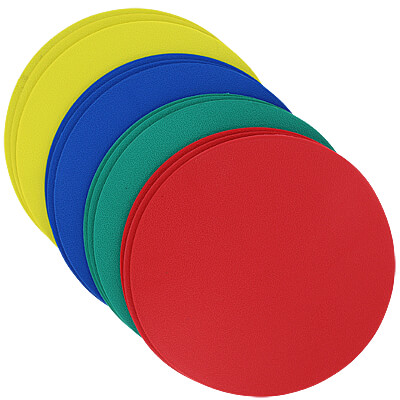 Agility Targets or Spot Markers - Set of 12