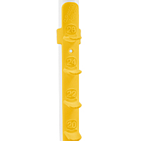 Clip and Go Jump Cup Strips-Clip-On, Yellow