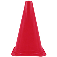 Agility Number Cones - 9in.