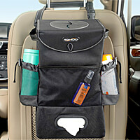 High Road Cargo StashAway Seat Back Organizer & Trash Station