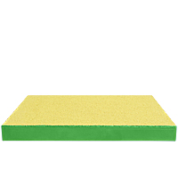 Pause Table Rubberized Modular Panel Replacement Surfaces