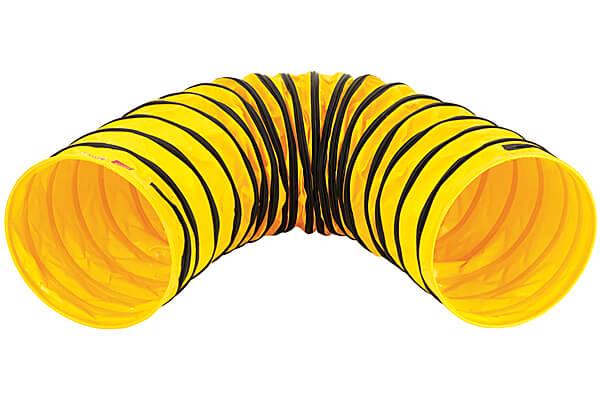Naylor 6in. Pitch Agility Tunnel - 3 meter, Yellow