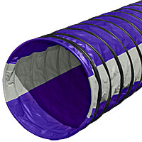 PRE-ORDER Naylor Heavy-Weight Competition Agility Tunnels - 5-Meter, Custom Colors