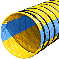 PRE-ORDER Naylor Heavyweight 4in. Pitch Agility Tunnels - Stock Colors