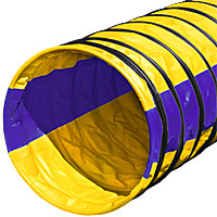 PRE-ORDER Naylor 4in. Pitch Heavyweight Agility Tunnels
