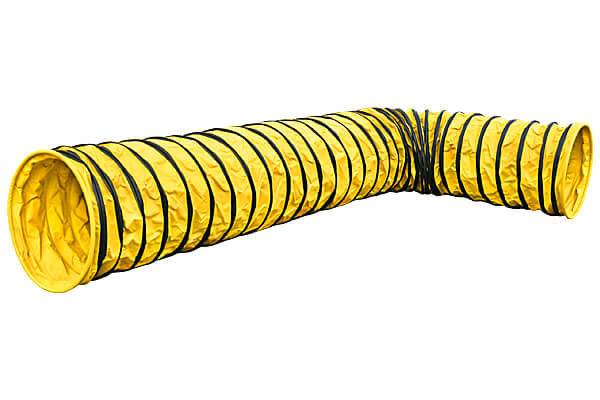 Naylor Medium-Weight Training Agility Tunnels - 4-meter, Yellow