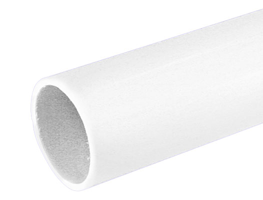 1 in. PVC Pipe, Furniture Grade - White