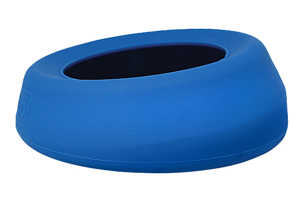 Kurgo Splash-Free Wander Water Bowl