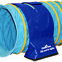 Clip and Go Tunnel Bags