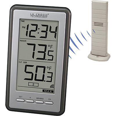 product details wireless digital thermometer. Black Bedroom Furniture Sets. Home Design Ideas