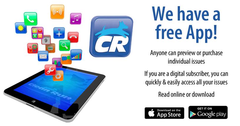 Download the Clean Run App