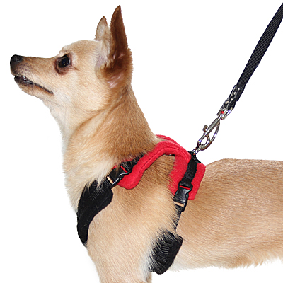 Product Details Perfect Fit Modular Fleece Lined Harness