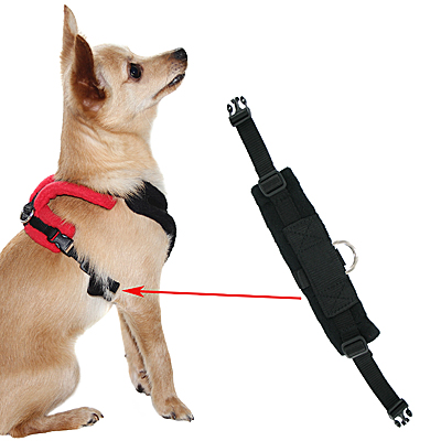 Product Details Perfect Fit Modular Fleece Lined Harness System